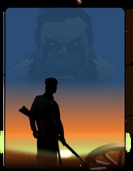 Banner Hulk - American Civil War by Seothen