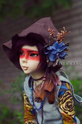 A Traveler's Hat by reirakang
