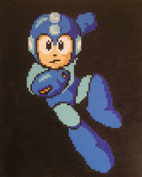 Rockman by gfball84887