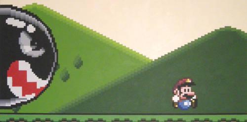Run Forr... er Mario run. by gfball84887