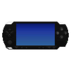 PSP in he Pixels by gfball84887