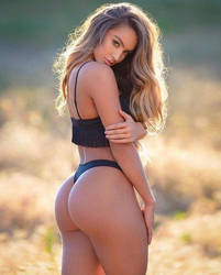 Fitness babe Ass by andyhsu666666