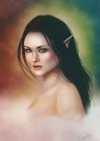 - Liora Lacluesha- by Anathematixs