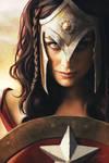 - Warrior Wonder Woman - by Anathematixs