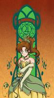 Sailor Jupiter - Tiana by YamiBliss