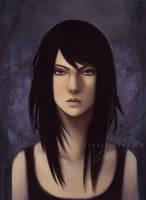 Portrait by fireillisa