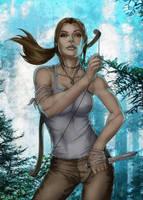 Tomb Raider Reborn by Darthval