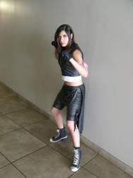 Fighting Stance Tifa by DarkTifaStrife