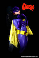 Batgirl in trouble by DarkTifaStrife