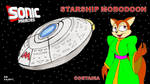 Starship Mobodoon Illustrations by Megamink1997
