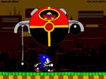 Sonic Vs Eggman In The Scrap Brain Zone by Megamink1997