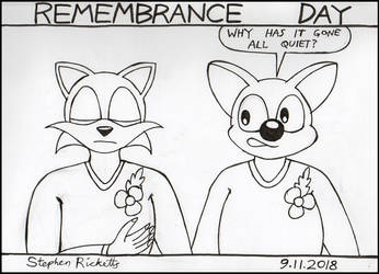 45 Remembrance Day by Megamink1997