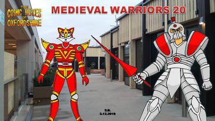 MW20 Red Vixen Senturion And Macduff by Megamink1997