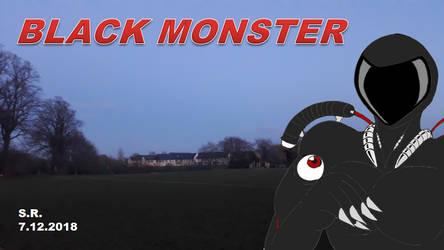 Black Monster by Megamink1997