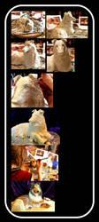 Process of Sculpting by Wood-Splitter-Lee