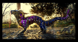 -SOLD-Hand Made Poseable Fantasy Dragon Guardian! by Wood-Splitter-Lee