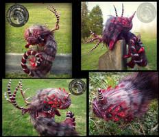 SOLD Baby Prune Dragon! by Wood-Splitter-Lee