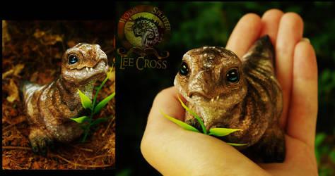 Baby T-Rex Sold by Wood-Splitter-Lee