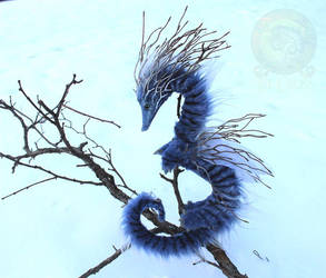 Sold, Poseable Seahorse Dragon! by Wood-Splitter-Lee