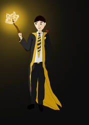 Harry Poter Oc by MR-R13