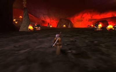 Deserted Hell in WoW? by Darkmuraden