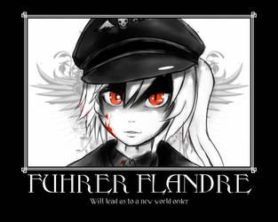 Fuhrer Flandre by Darkmuraden