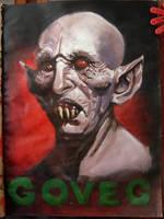 Veg vampire by zednaked