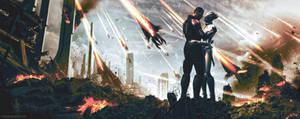 Mass Effect - Fallout (2) by Rukiisuta