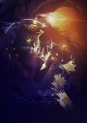 PSYCHE SUNSET by MixeRBink