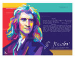 Isaac Newton WPAP HD by opparudy