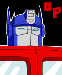 G1 Optimus by Aldrian16