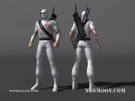Storm Shadow - CobraCon 2010 by rando3d