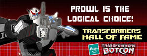 Vote for PROWL by rando3d