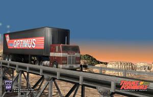 Transformers G2: Redux 1 by rando3d