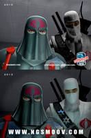 CC and Storm Shadow by rando3d