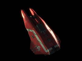 Hiigarian Interceptor II by limdaepl