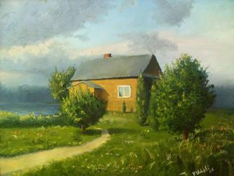 Chalupa by mwolski