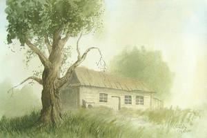 Country hut by mwolski