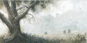 Old Oak by mwolski