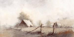 Barns by mwolski