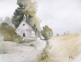 Shrine by mwolski