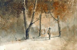 Walk by mwolski
