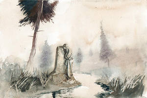 Memorial II by mwolski