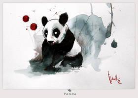 Panda by mwolski