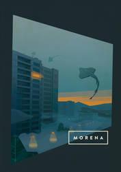 Morena by mwolski