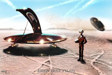 EBEN Test Pilot by Redwoodjedi