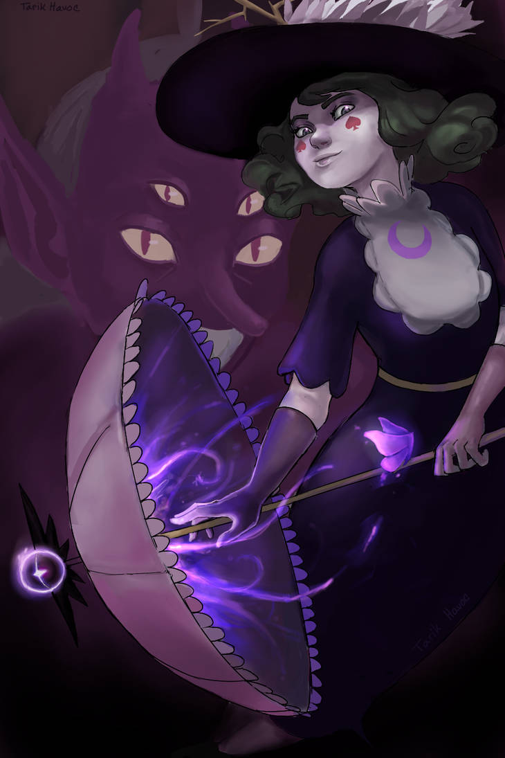 Eclipsa Butterfly by TarikHavoc