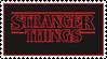 Stranger Things - Stamp by Stampikyu