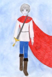 Prince Yuki's coming by candyhayrani