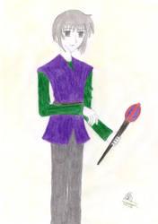 Sad Prince by candyhayrani